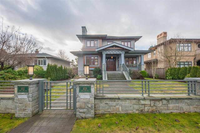 4018 W 30TH Avenue, Vancouver, BC V6S 1X5 (#R2593268) :: 604 Realty Group