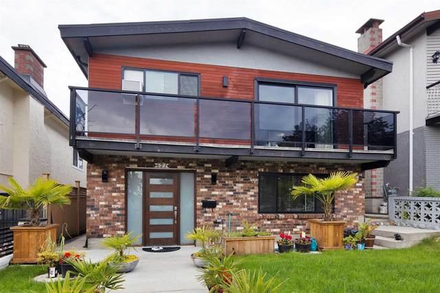 621 E 56TH Avenue, Vancouver, BC V5X 1R6 (#R2593378) :: Initia Real Estate