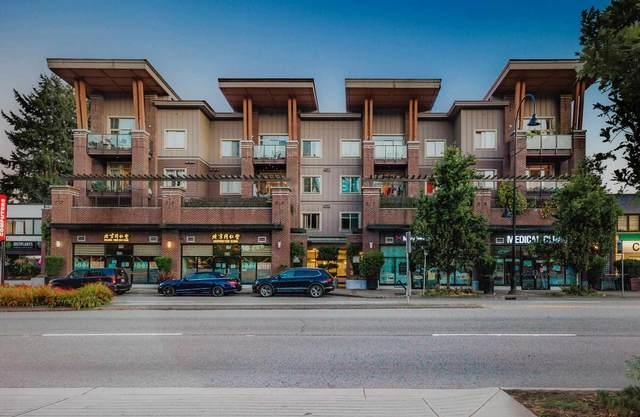 1273 Marine Drive #304, North Vancouver, BC V7P 1T3 (#R2593387) :: Ben D'Ovidio Personal Real Estate Corporation   Sutton Centre Realty