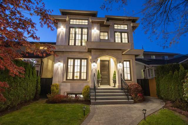 3739 W 24TH Avenue, Vancouver, BC V6S 1L7 (#R2593389) :: 604 Realty Group