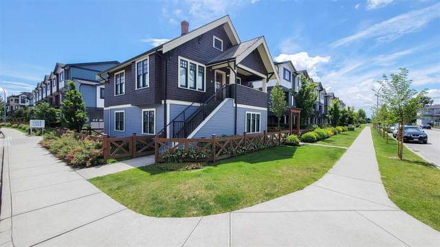 188 Wood Street #35, New Westminster, BC V3M 0H6 (#R2593410) :: 604 Realty Group