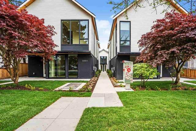 2559 E 40TH Avenue, Vancouver, BC V5R 2V8 (#R2593503) :: Ben D'Ovidio Personal Real Estate Corporation   Sutton Centre Realty
