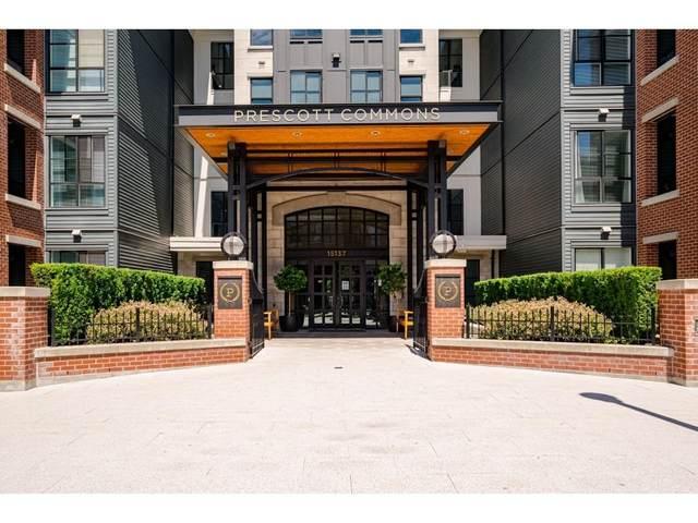 15137 33 Avenue #308, Surrey, BC V3Z 0N7 (#R2594106) :: Ben D'Ovidio Personal Real Estate Corporation | Sutton Centre Realty