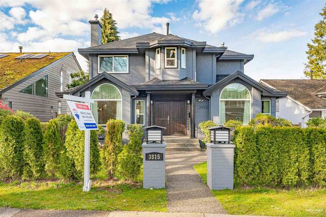 3815 W 20TH Avenue, Vancouver, BC V6S 1G1 (#R2594234) :: 604 Realty Group
