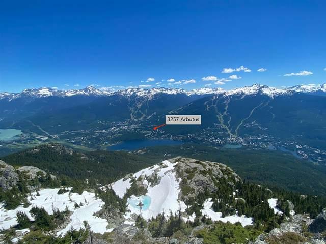 3257 Arbutus Drive, Whistler, BC V8E 0B8 (#R2594307) :: Ben D'Ovidio Personal Real Estate Corporation   Sutton Centre Realty