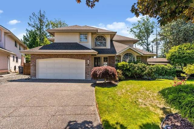 7820 156A Street, Surrey, BC V4N 0X5 (#R2594335) :: 604 Realty Group