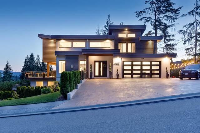 2415 Leggett Drive, Port Moody, BC V3H 4W9 (#R2595965) :: Initia Real Estate