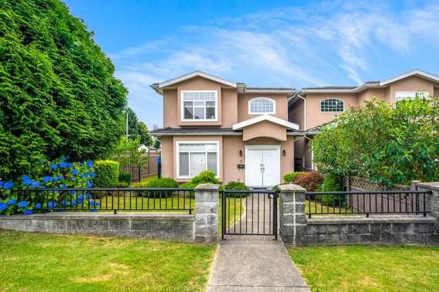 4292 Parker Street, Burnaby, BC V5C 3C3 (#R2596284) :: Initia Real Estate