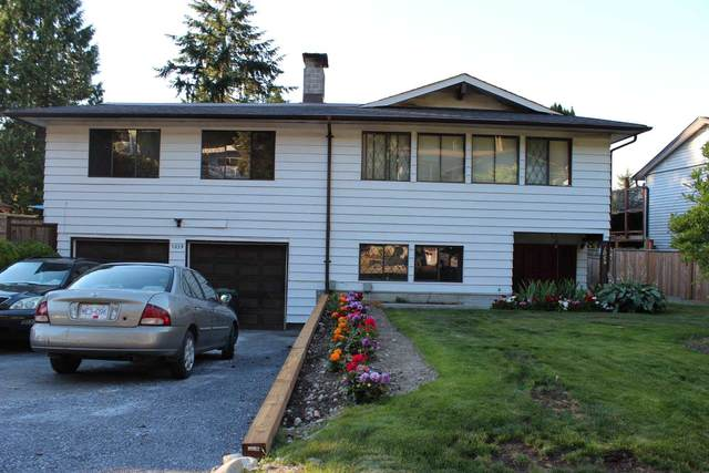 1059 Spar Drive, Coquitlam, BC V3H 3G9 (#R2596747) :: Ben D'Ovidio Personal Real Estate Corporation | Sutton Centre Realty