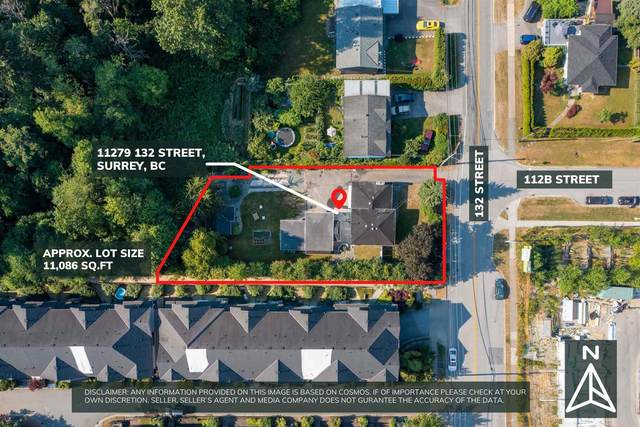 11279 132 Street, Surrey, BC V3R 2Y5 (#R2597243) :: Initia Real Estate