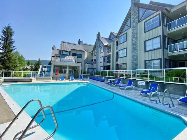 4749 Spearhead Drive #109, Whistler, BC V8E 1E9 (#R2597747) :: Ben D'Ovidio Personal Real Estate Corporation | Sutton Centre Realty