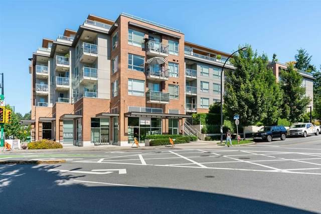 1621 Hamilton Avenue #412, North Vancouver, BC V7P 0B6 (#R2598465) :: Initia Real Estate