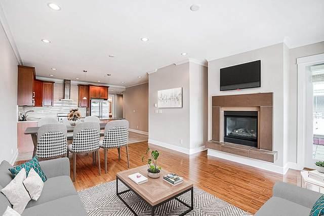 6688 Royal Avenue #201, West Vancouver, BC V7W 2B9 (#R2598710) :: Initia Real Estate