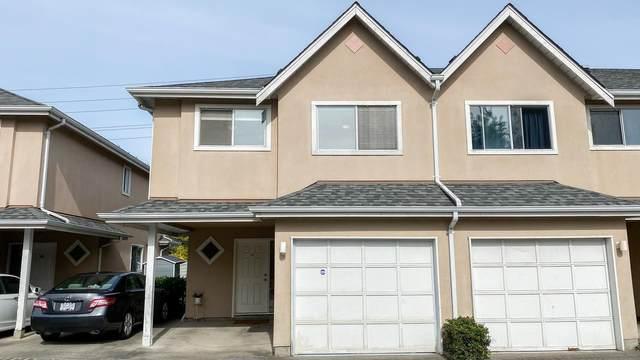 2211 No. 4 Road #103, Richmond, BC V6X 3X1 (#R2599291) :: Initia Real Estate
