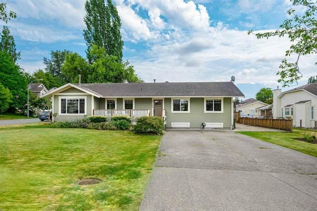 21764 50 Avenue, Langley, BC V3A 3T3 (#R2599961) :: Premiere Property Marketing Team