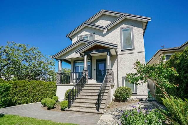 2908 E 15TH Avenue, Vancouver, BC V5M 2K6 (#R2600279) :: Ben D'Ovidio Personal Real Estate Corporation   Sutton Centre Realty