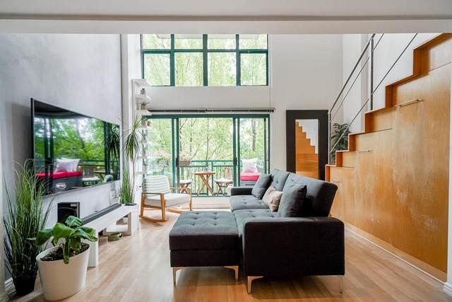 22 E Cordova Street #518, Vancouver, BC V6A 4G8 (#R2600370) :: Initia Real Estate