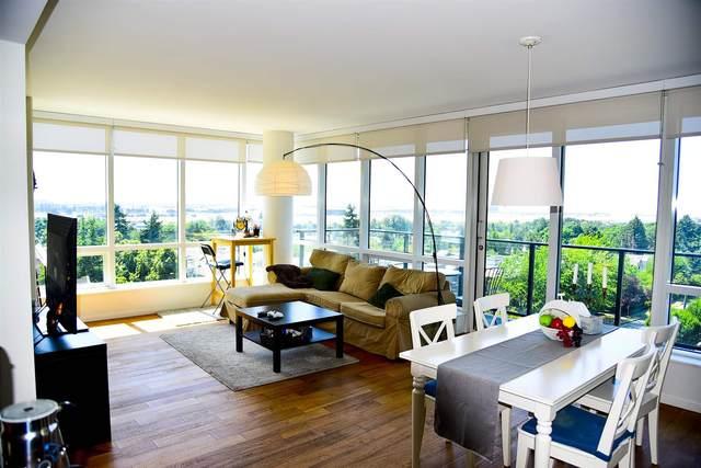 8588 Cornish Street #909, Vancouver, BC V6P 0C1 (#R2600859) :: Initia Real Estate