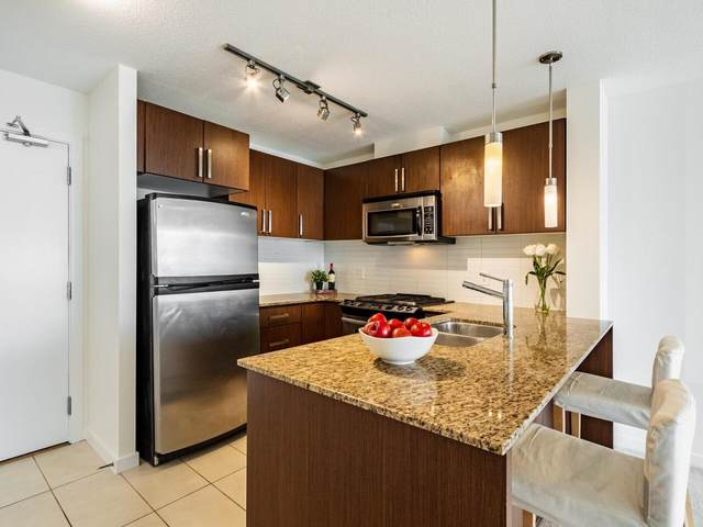 9888 Cameron Street #2801, Burnaby, BC V3J 0A4 (#R2600993) :: Premiere Property Marketing Team