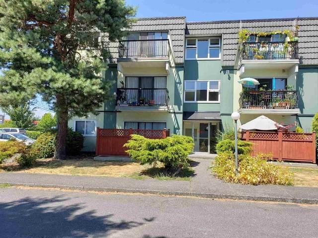 8031 Ryan Road #313, Richmond, BC V7A 2E4 (#R2601114) :: Initia Real Estate