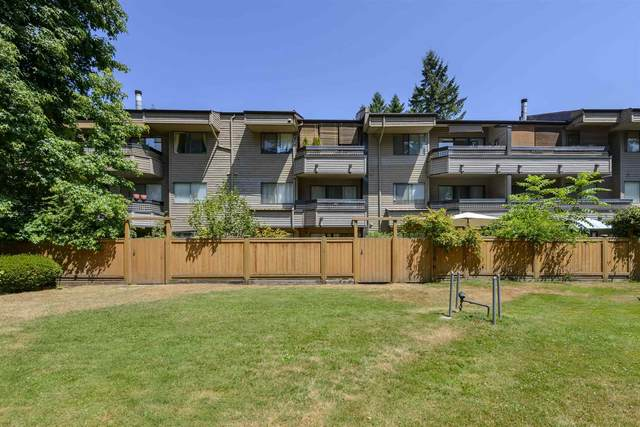1195 Pipeline Road #111, Coquitlam, BC V3B 6J5 (#R2601284) :: 604 Realty Group
