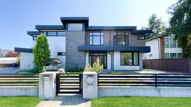 8731 Cullen Crescent, Richmond, BC V6Y 2W9 (#R2601304) :: 604 Realty Group