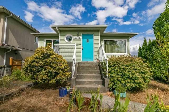 2345 Napier Street, Vancouver, BC V5L 2P4 (#R2601368) :: Initia Real Estate