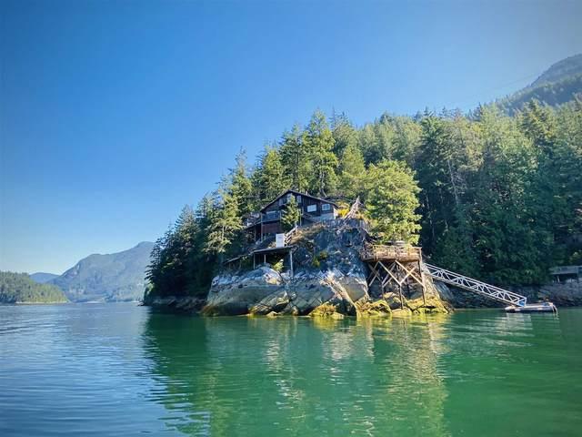 LOT 1 Johnson Bay, North Vancouver, BC V0V 0V0 (#R2601490) :: Ben D'Ovidio Personal Real Estate Corporation | Sutton Centre Realty