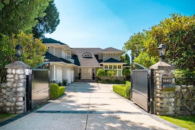 1940 Inglewood Avenue, West Vancouver, BC V7V 1Z3 (#R2602098) :: Initia Real Estate