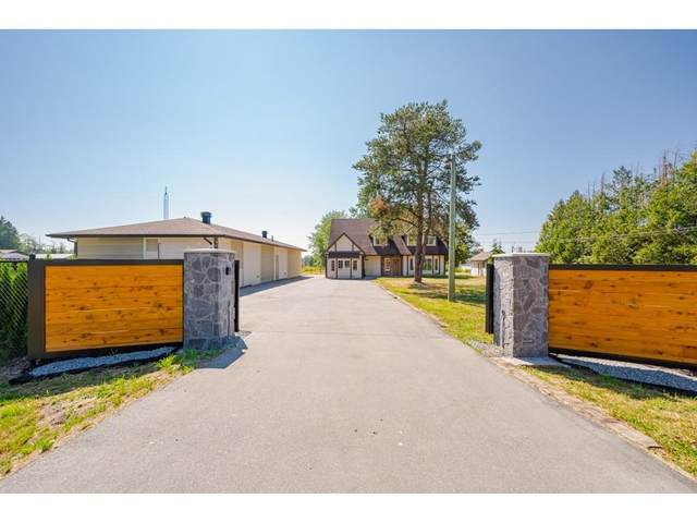 2565 216 Street, Langley, BC V2Z 1P4 (#R2602201) :: Ben D'Ovidio Personal Real Estate Corporation   Sutton Centre Realty