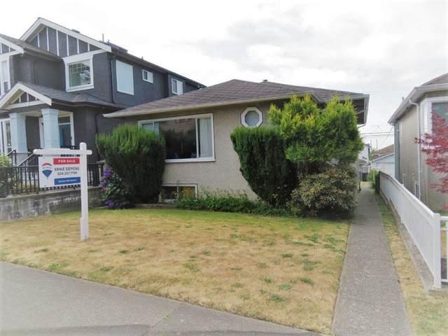 528 E 56TH Avenue, Vancouver, BC V5X 1R7 (#R2602364) :: Premiere Property Marketing Team