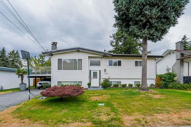 7249 York Crescent, Delta, BC V4C 4L4 (#R2602530) :: Initia Real Estate