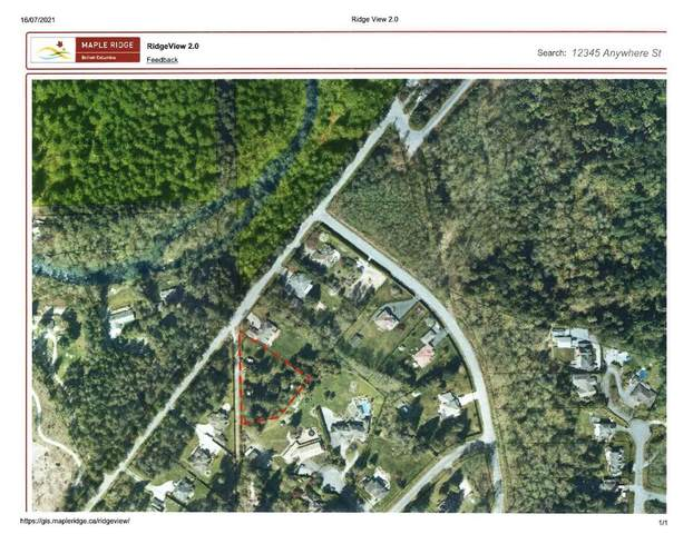13136 Alouette Road, Maple Ridge, BC V4R 1R8 (#R2602631) :: Initia Real Estate