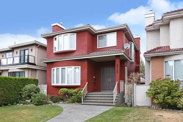 2713 W 23RD Avenue, Vancouver, BC V6L 1P1 (#R2602855) :: Ben D'Ovidio Personal Real Estate Corporation   Sutton Centre Realty