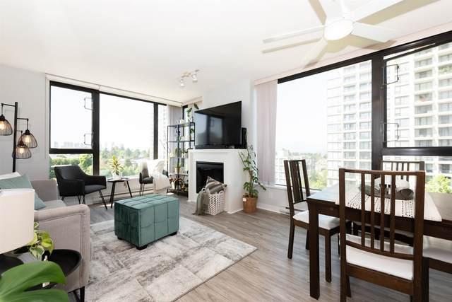 7063 Hall Avenue #802, Burnaby, BC V5E 0A5 (#R2603035) :: Initia Real Estate