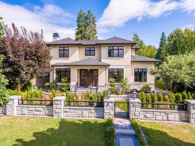 2193 W 54TH Avenue, Vancouver, BC V6P 1P7 (#R2603130) :: Initia Real Estate