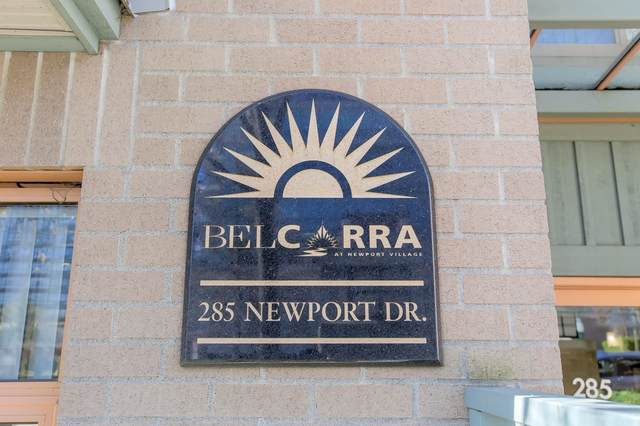 285 Newport Drive #208, Port Moody, BC V3H 5J6 (#R2603295) :: Premiere Property Marketing Team