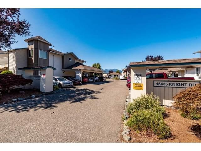 45435 Knight Road #15, Chilliwack, BC V2R 3E8 (#R2603528) :: Ben D'Ovidio Personal Real Estate Corporation | Sutton Centre Realty
