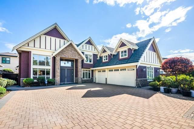 3480 Ullsmore Avenue, Richmond, BC V7C 1S1 (#R2603549) :: Initia Real Estate