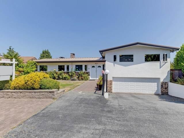 412 Allen Drive, Delta, BC V4M 3B8 (#R2603668) :: Ben D'Ovidio Personal Real Estate Corporation   Sutton Centre Realty