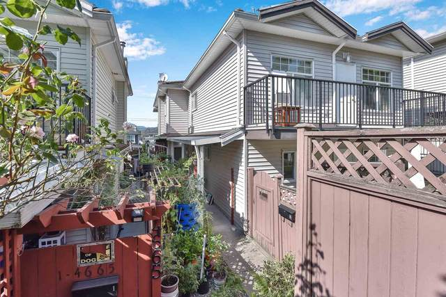 4665 Canada Way #4, Burnaby, BC V5G 1K9 (#R2603700) :: Ben D'Ovidio Personal Real Estate Corporation | Sutton Centre Realty