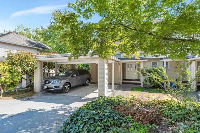 1216 Johnson Street #35, Coquitlam, BC V3B 4T2 (#R2603904) :: Initia Real Estate