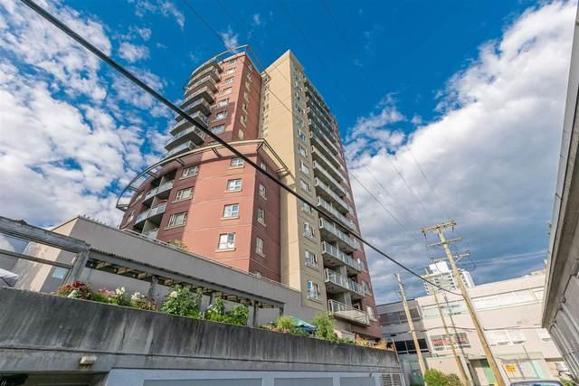 121 W 15TH Street #1103, North Vancouver, BC V7M 1R8 (#R2603927) :: Initia Real Estate