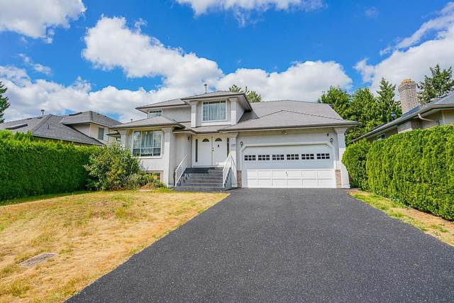 11117 159 Street, Surrey, BC V4N 1H7 (#R2603949) :: Ben D'Ovidio Personal Real Estate Corporation | Sutton Centre Realty