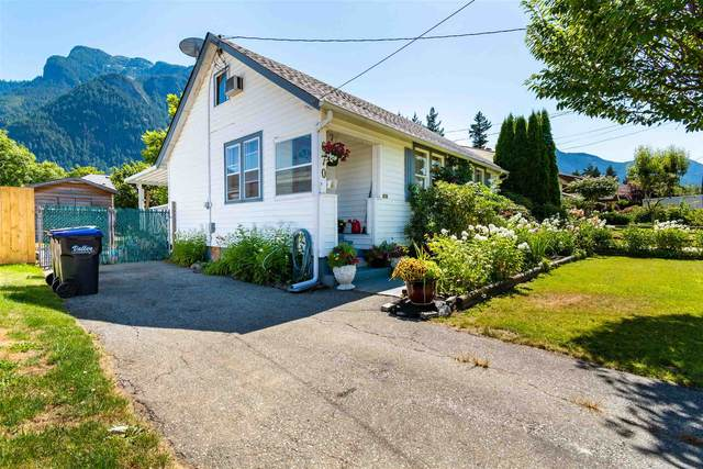 670 Park Street, Hope, BC V0X 1L0 (#R2604007) :: 604 Realty Group