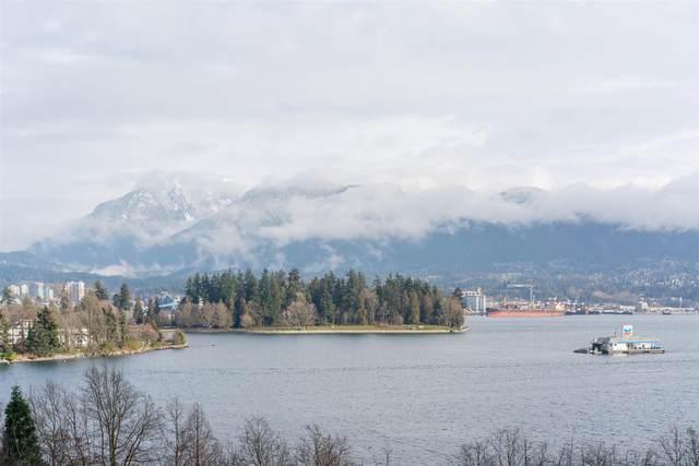 1233 W Cordova Street #604, Vancouver, BC V6C 3R1 (#R2604078) :: Ben D'Ovidio Personal Real Estate Corporation   Sutton Centre Realty