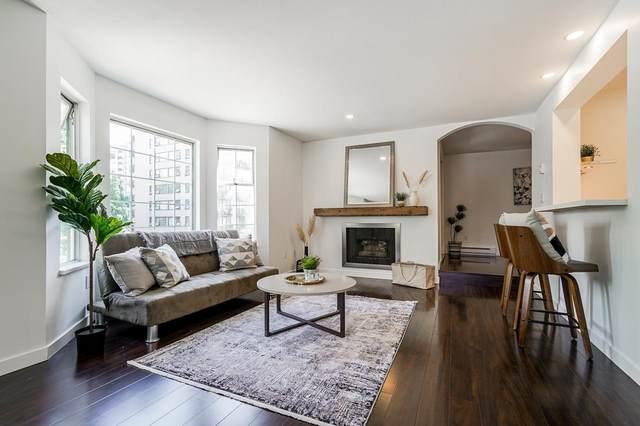 828 Gilford Street #305, Vancouver, BC V6G 2N6 (#R2604081) :: Initia Real Estate