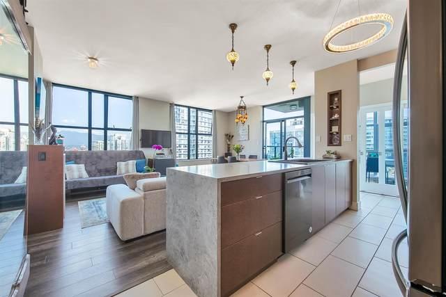989 Beatty Street #2402, Vancouver, BC V6Z 3C2 (#R2604088) :: Initia Real Estate