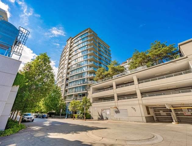 6888 Alderbridge Way #1103, Richmond, BC V6X 0A7 (#R2604181) :: Initia Real Estate