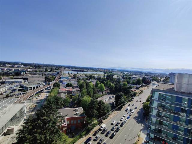 8189 Cambie Street #1608, Vancouver, BC V6P 0G6 (#R2604413) :: Initia Real Estate